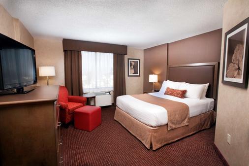 Best Western Plus Cairn Croft Hotel - Ниагара-Фолс - Спальня