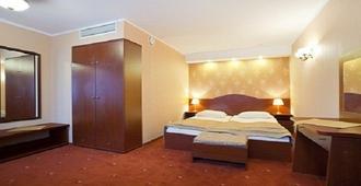 Hotel Huzar - לובלין - חדר שינה
