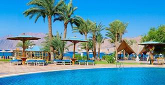 Tirana Dahab Resort - Dahab - Bể bơi