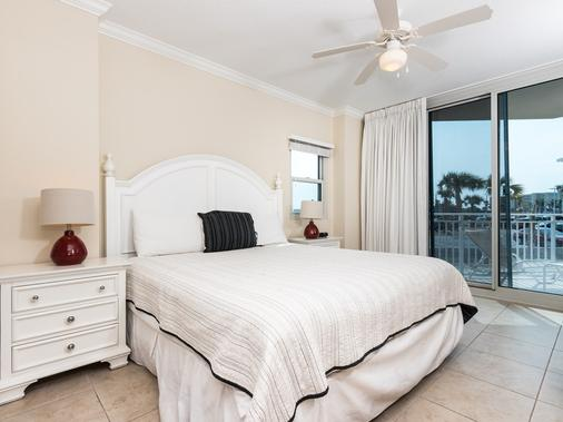 Waterscape Condominiums - Fort Walton Beach - Bedroom