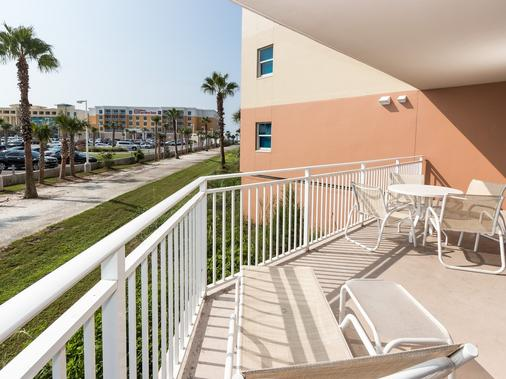 Waterscape Condominiums - Fort Walton Beach - Balcony