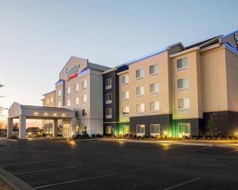 Fairfield Inn and Suites by Marriott Muskogee - Muskogee - Gebäude