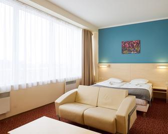 Rija Bauska Hotel - Bauska - Bedroom