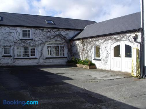 Townsend House Guest House - Birr - Balcony