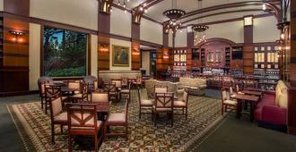 Disney's Grand Californian Hotel And Spa - Άναχαϊμ - Εστιατόριο