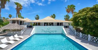 Papagayo Beach Resort - ווילמסטאד - בריכה