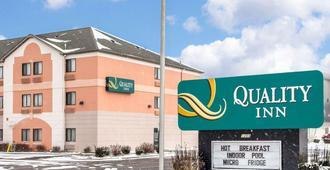 Quality Inn - Merrillville - Toà nhà