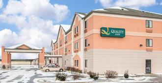 Quality Inn - Merrillville - Edificio