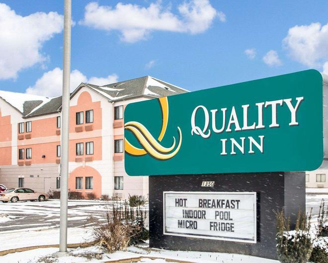 Quality Inn - Merrillville - Rakennus