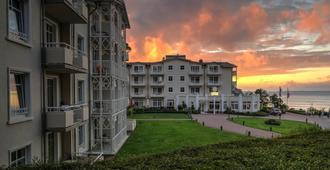 Hotel Bernstein - Sellin - Κτίριο