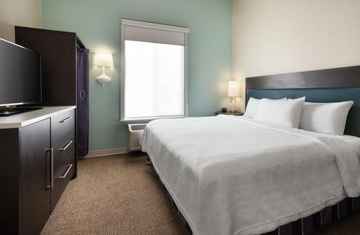 Home2 Suites by Hilton Anchorage/Midtown - Anchorage - Bedroom