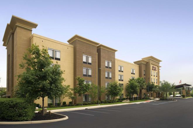 Hampton Inn & Suites San Antonio NW/Medical Center, TX - San Antonio - Edificio
