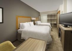 Hampton Inn & Suites San Antonio NW/Medical Center, TX - San Antonio - Makuuhuone