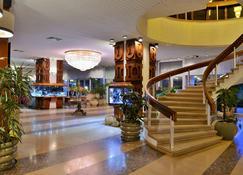 Carlton Hotel - Antananarivo - Lobi