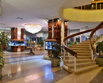 Carlton Hotel - Antananarivo - Lobby