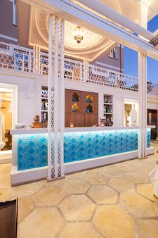 Ottoman Hotel Imperial - Special Class - Istanbul - Front desk
