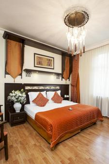 Ottoman Hotel Imperial - Special Class - Istanbul - Bedroom