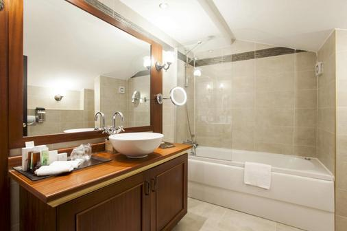Ottoman Hotel Imperial - Special Class - Istanbul - Bathroom