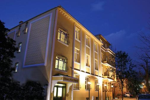 Ottoman Hotel Imperial - Special Class - Istanbul - Building