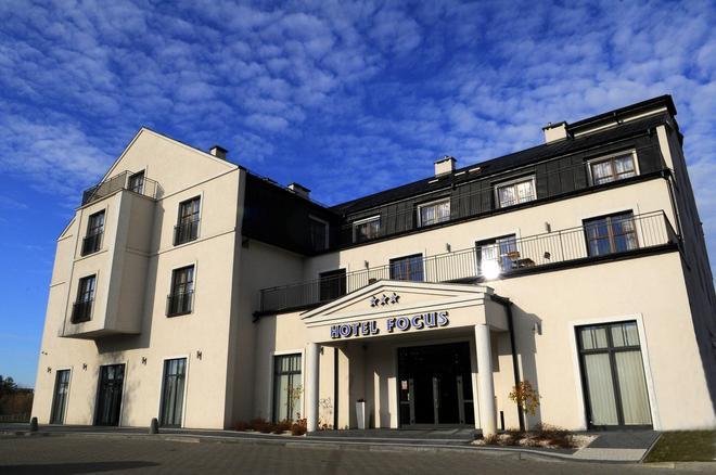 中心科菲西內焦點酒店 - 盧布林 - 盧布林 - 建築