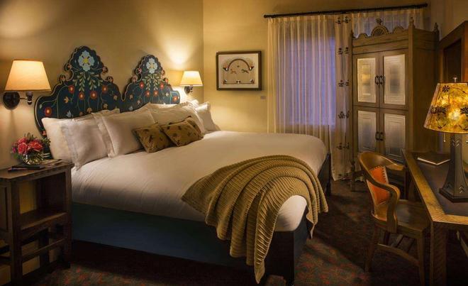 La Fonda On The Plaza - Santa Fe - Bedroom