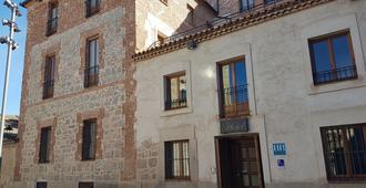 Hotel El Rastro - Ávila - Edificio