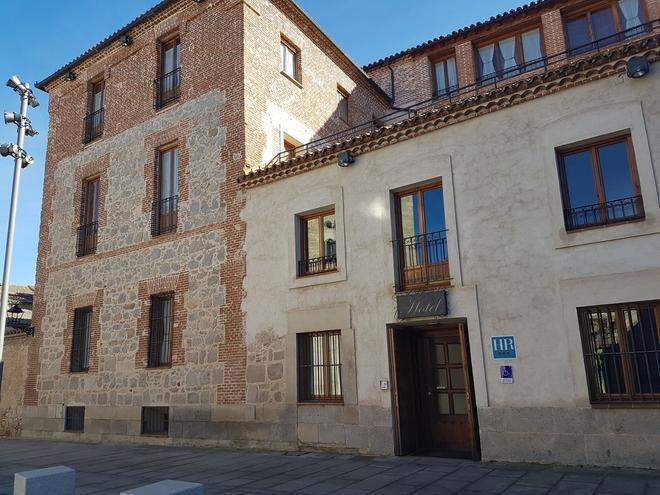 Hotel El Rastro - Ávila - Rakennus