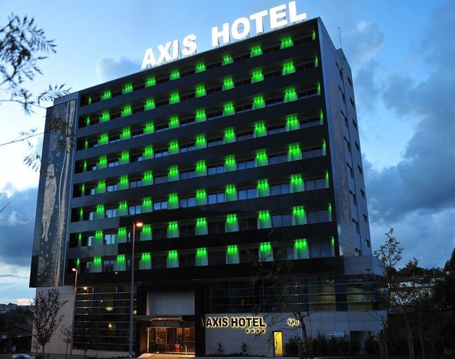 Axis Porto Business & Spa Hotel - Porto - Rakennus