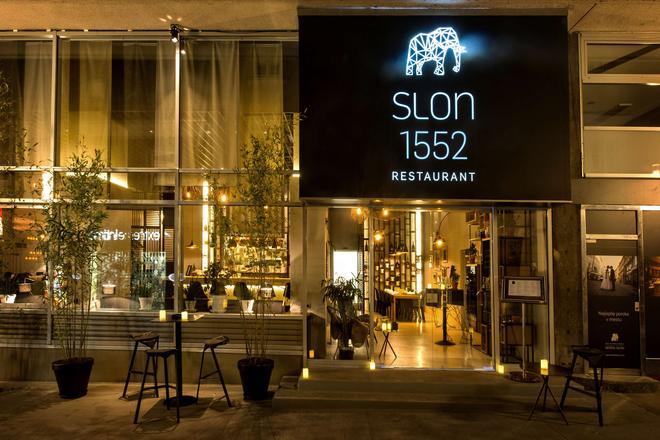 Best Western Premier Hotel Slon - Ljubljana - Rakennus