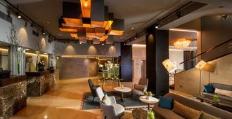 Best Western Premier Hotel Slon - Ljubljana - Lobby