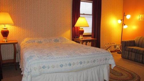 Cranmore Mountain Lodge Bed & Breakfast - North Conway - Bedroom