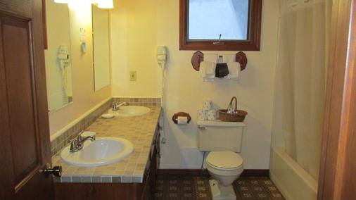 Cranmore Mountain Lodge Bed & Breakfast - North Conway - Kylpyhuone