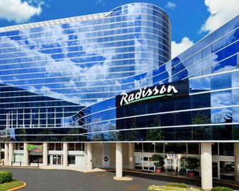 Radisson Hotel Vancouver Airport - Richmond - Gebouw