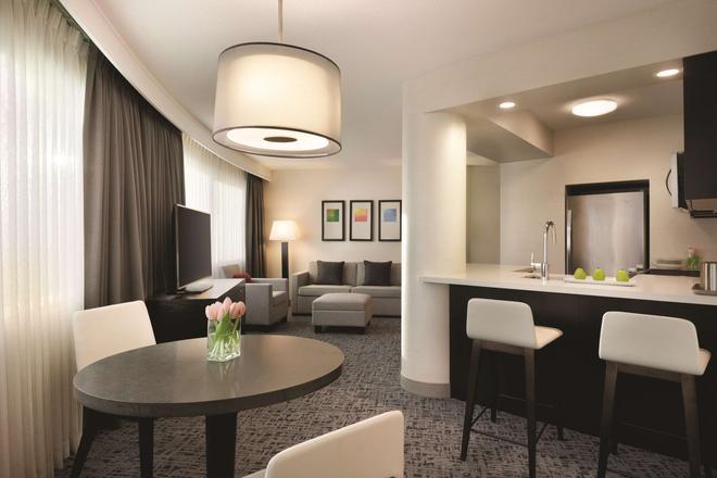 Radisson Hotel Vancouver Airport - Richmond - Phòng ngủ