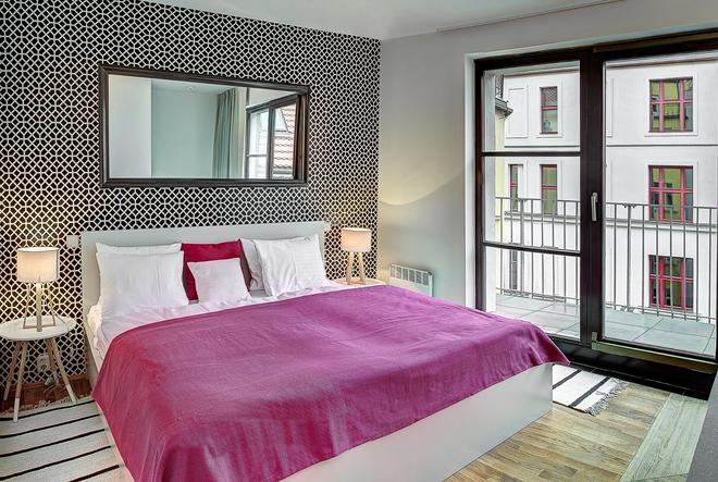 4 Arts Suites - Prague - Bedroom