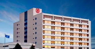 Sheraton Hotel Newfoundland - St. John's - Rakennus