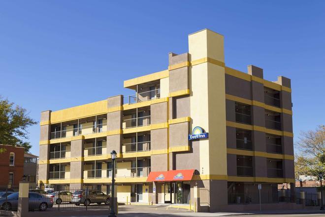 市中心伊克諾旅店 - 丹佛 - 丹佛(科羅拉多州) - 建築