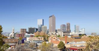 Days Inn by Wyndham Denver Downtown - Denver - Utomhus