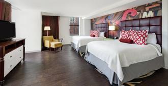 Hotel Indigo Nashville - Nashville - Bedroom