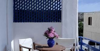 Corali Hotel - Adamantas - Balkon