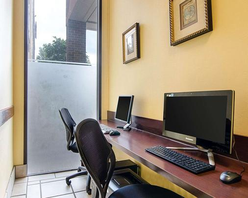 Comfort Inn University Center - Fairfax - Liikekeskus
