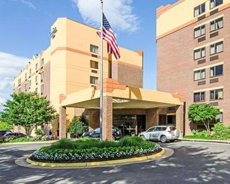 Comfort Inn University Center - Fairfax - Building