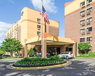 Comfort Inn University Center - Fairfax - Rakennus