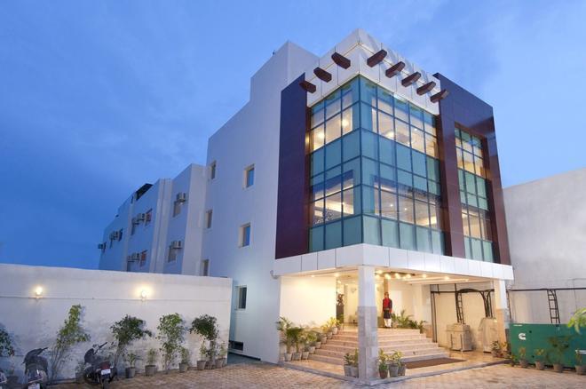 Hotel Deviram Palace - Agra - Edificio