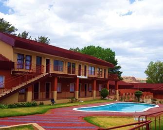 The Palace Hotel - Maseru - Edificio