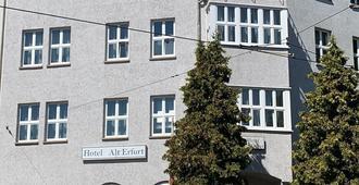 Hotel Alt-Erfurt - ארפורט - בניין