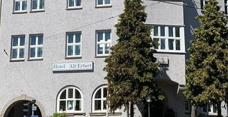Hotel Alt Erfurt - ארפורט