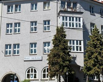Hotel Alt-Erfurt - Erfurt - Gebäude
