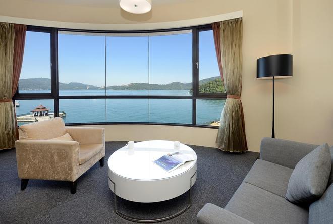 Hu Yue Lakeview Hotel - Nantou City - Sala de estar