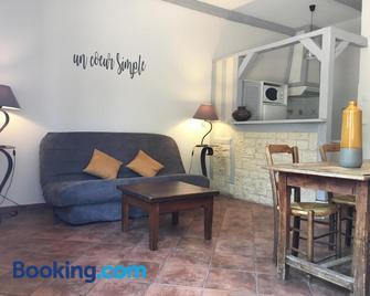 Gites - Domaine de Geffosse - Pont-l'Évêque - Living room